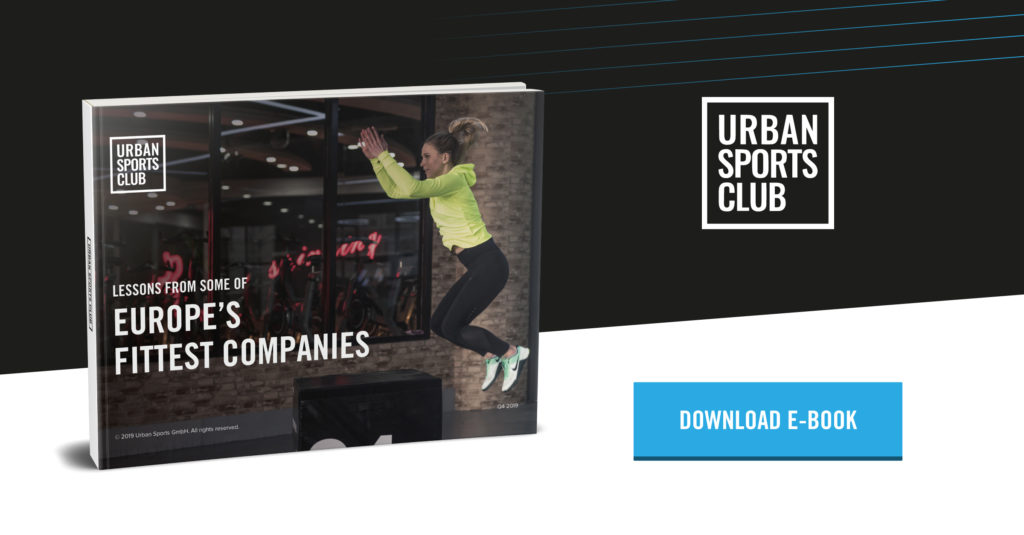 E-Book Europe's Fittest Companies